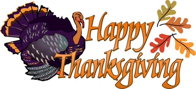 Clipart Of Thanksgiving Turkey