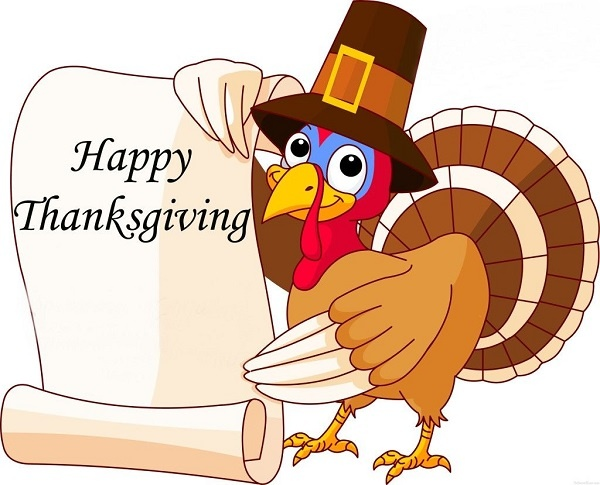 Happy Thanksgiving Clip Art Images