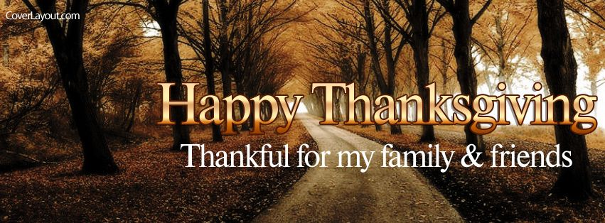 Happy Thanksgiving Day Facebook Images