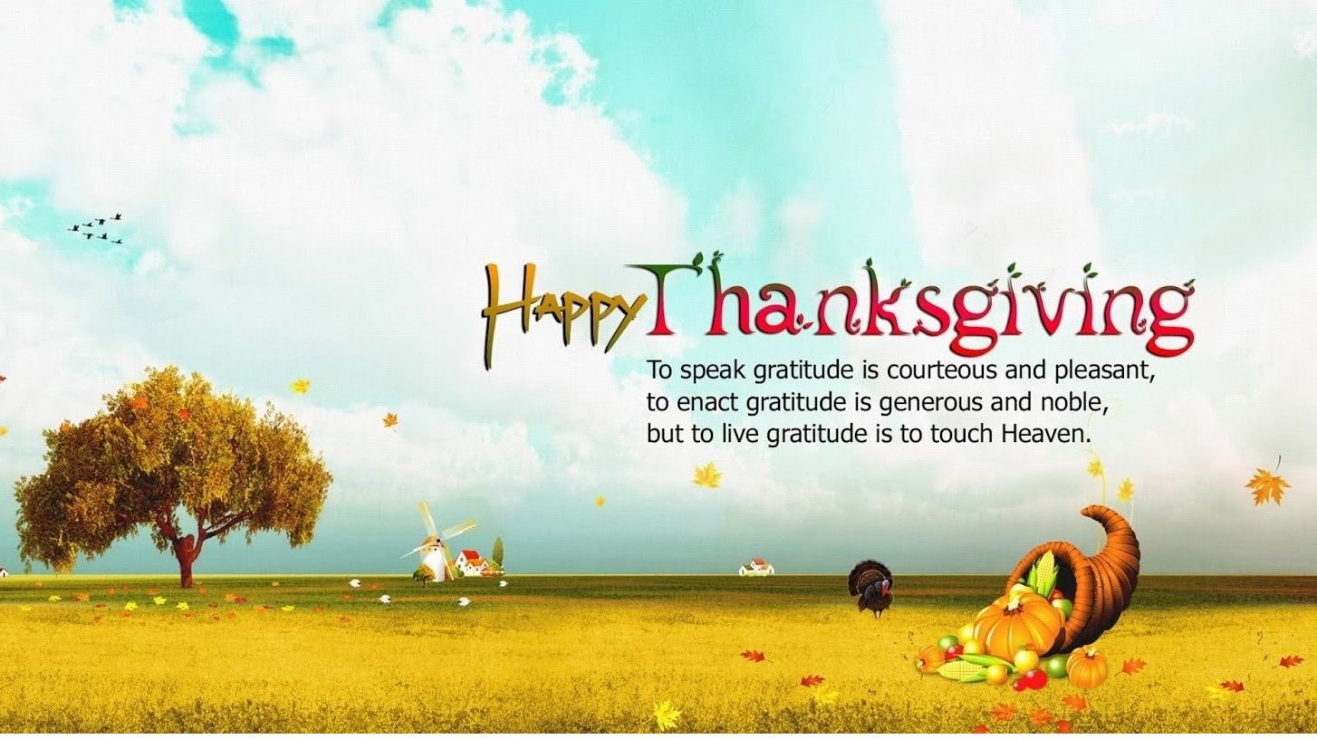 Happy Thanksgiving Greetings Pictures