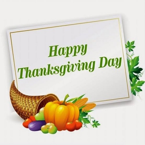 Happy Thanksgiving Images for WhatsApp