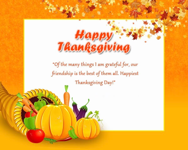 Happy Thanksgiving Pictures and Quotes