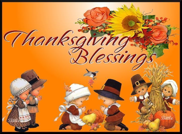 Thanksgiving Blessings Pictures