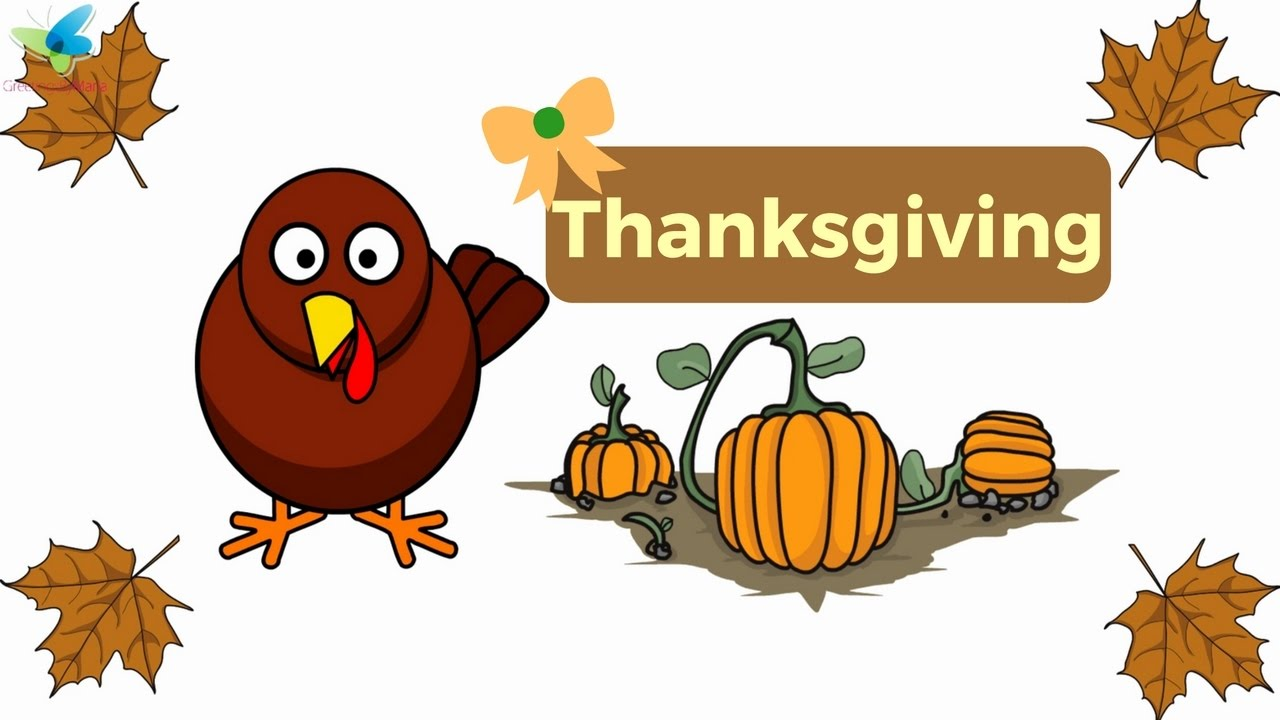 Thanksgiving Cartoon Images