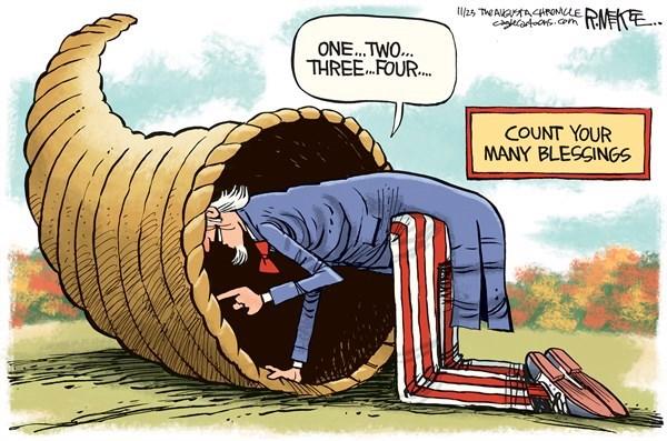 Thanksgiving Cartoon Photos