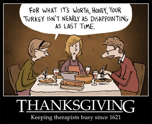 Thanksgiving Day Cartoon Images