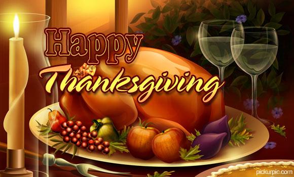 Beautiful Thanksgiving Photos