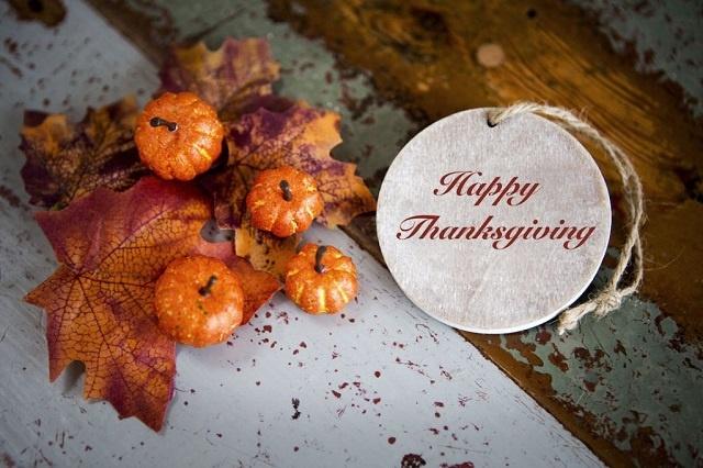 Grateful Thanksgiving Images