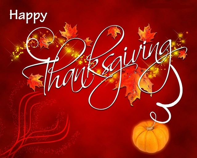 Happy Thanksgiving Beautiful Images