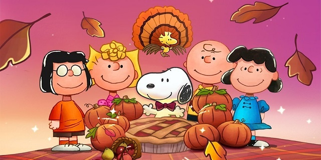 Happy Thanksgiving Images Snoopy