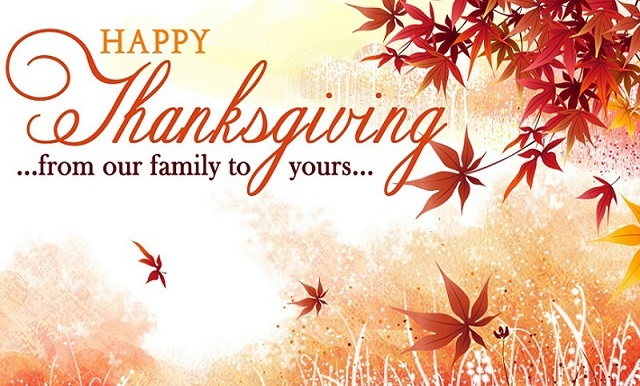 Happy Thanksgiving Wishes Images