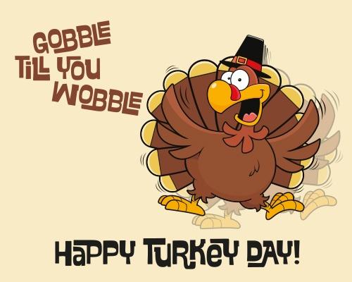 Hilarious Happy Thanksgiving Photos