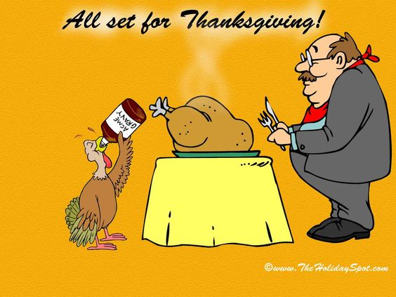 Hilarious Thanksgiving Images