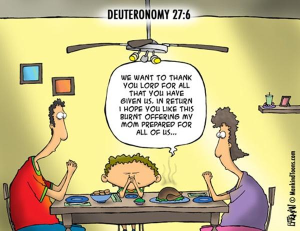 Hilarious Thanksgiving Wallpaper