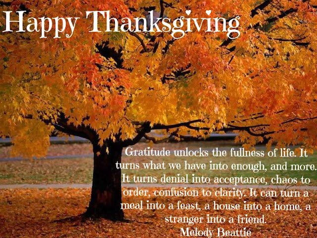 Inspirational Images for Thanksgiving