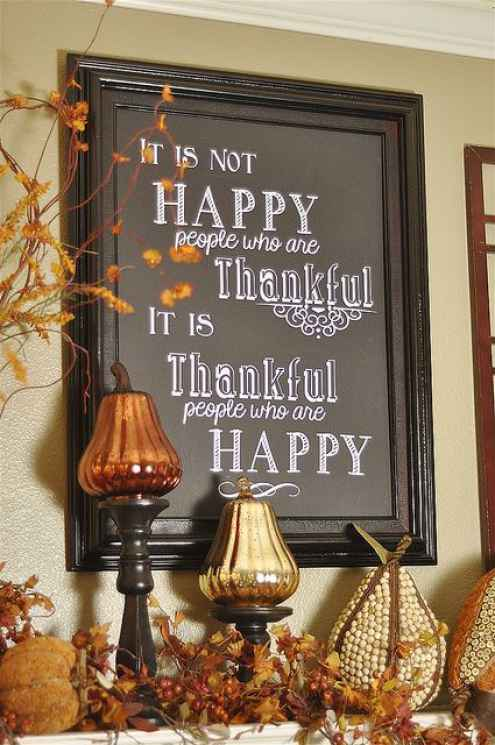 Inspirational Thanksgiving Quotes Images