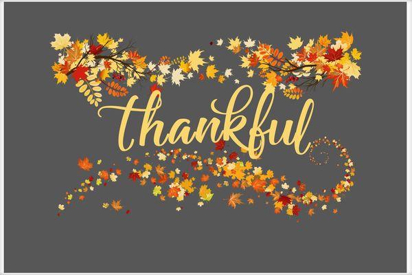 Thankful Thanksgiving Images