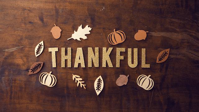 Thankful Thanksgiving Wallpaper