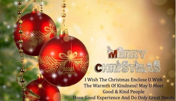 Merry Xmas Wishes